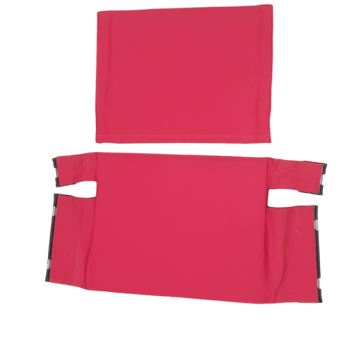 Summer Cover Set Tabasco Red