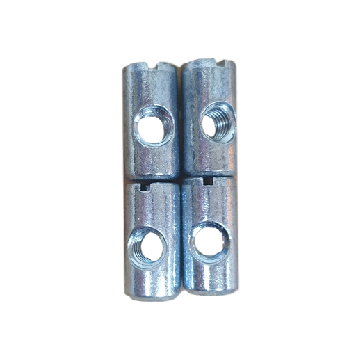 Devon Chair Part, S/S Barrel Nut M6 X 13 (4Pc)