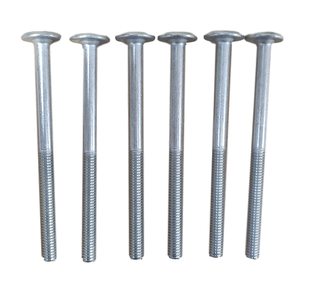 Devon Chair Part, S/S Screw, M6 x 80 (6Pc)