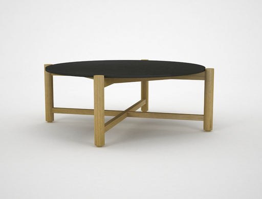 Opito Lounge - Low Table Teak/Black Ceramic