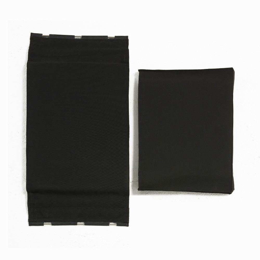 Barker Cover Set Black