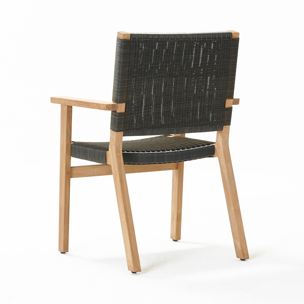 Jackson Carver Dining Chair - Shadow Grey