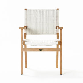 Jackson Carver Dining Chair - White Wash