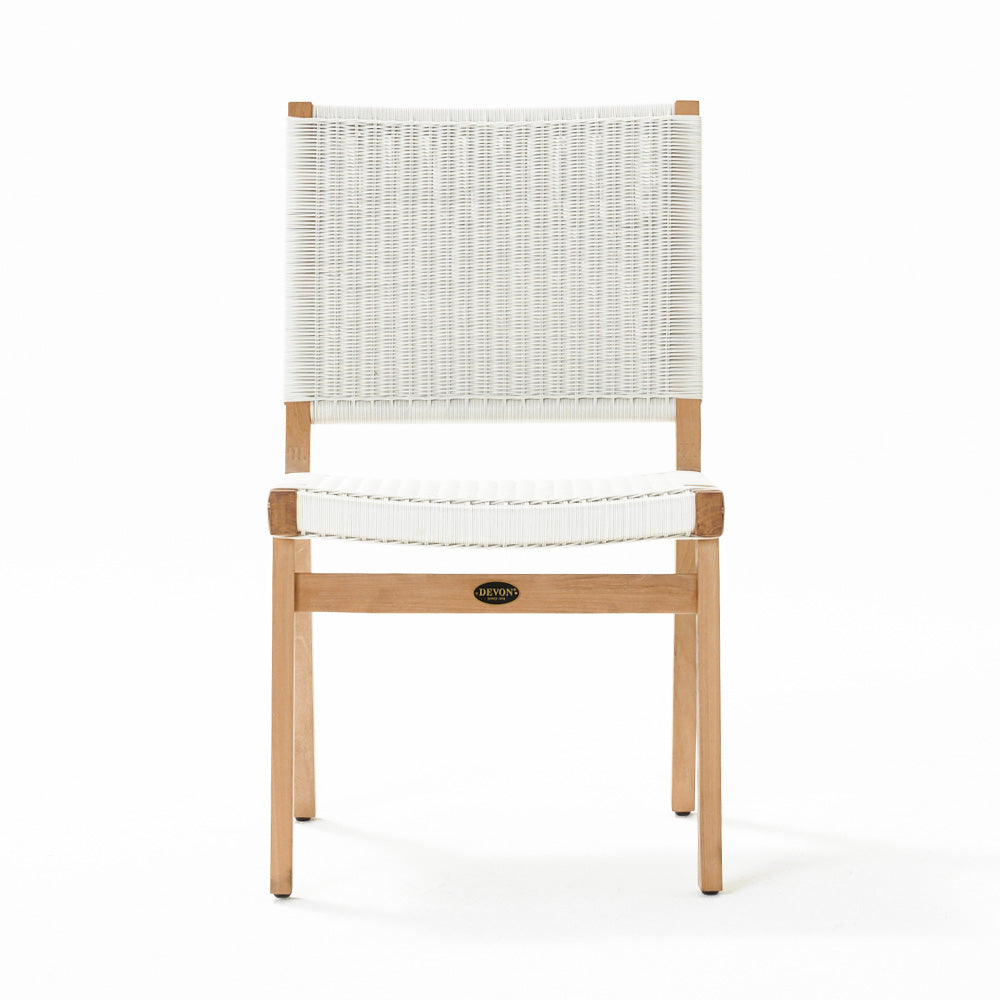 Jackson Dining Chair - White Wash