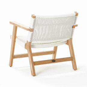 Jackson Easy Chair - White Wash