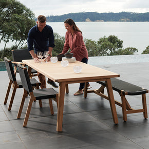 Porter Dining Table Rec 2400