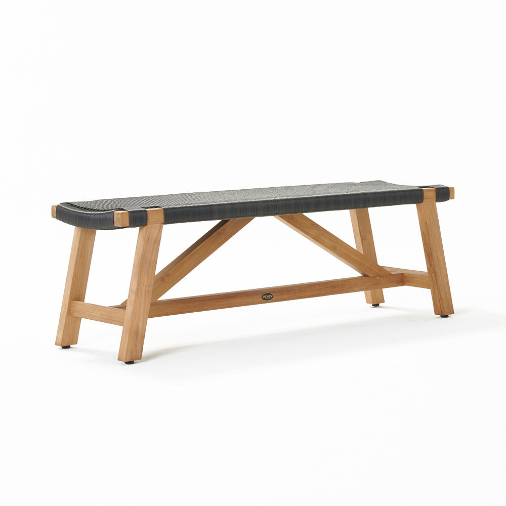 Sawyer Bench 1400 - Shadow Grey