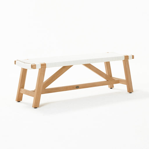 Sawyer Bench 1400 - White Wash