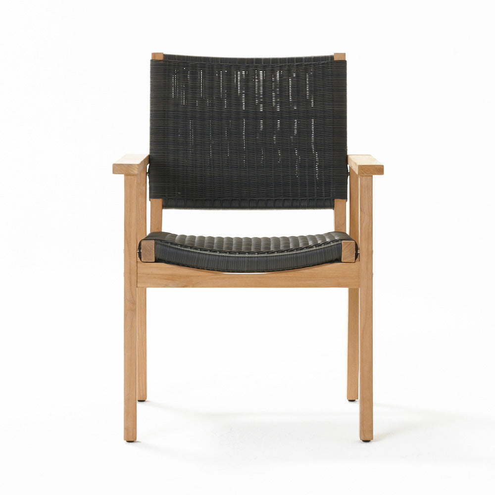 Waipuna Dining Chair - Shadow Grey