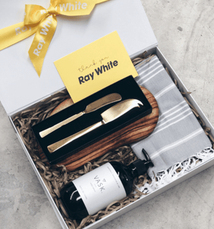 Ray White North Lakes Custom Gift - $66 each +gst