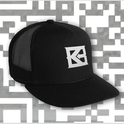 Kalibloom KB Logo Trucker Hat