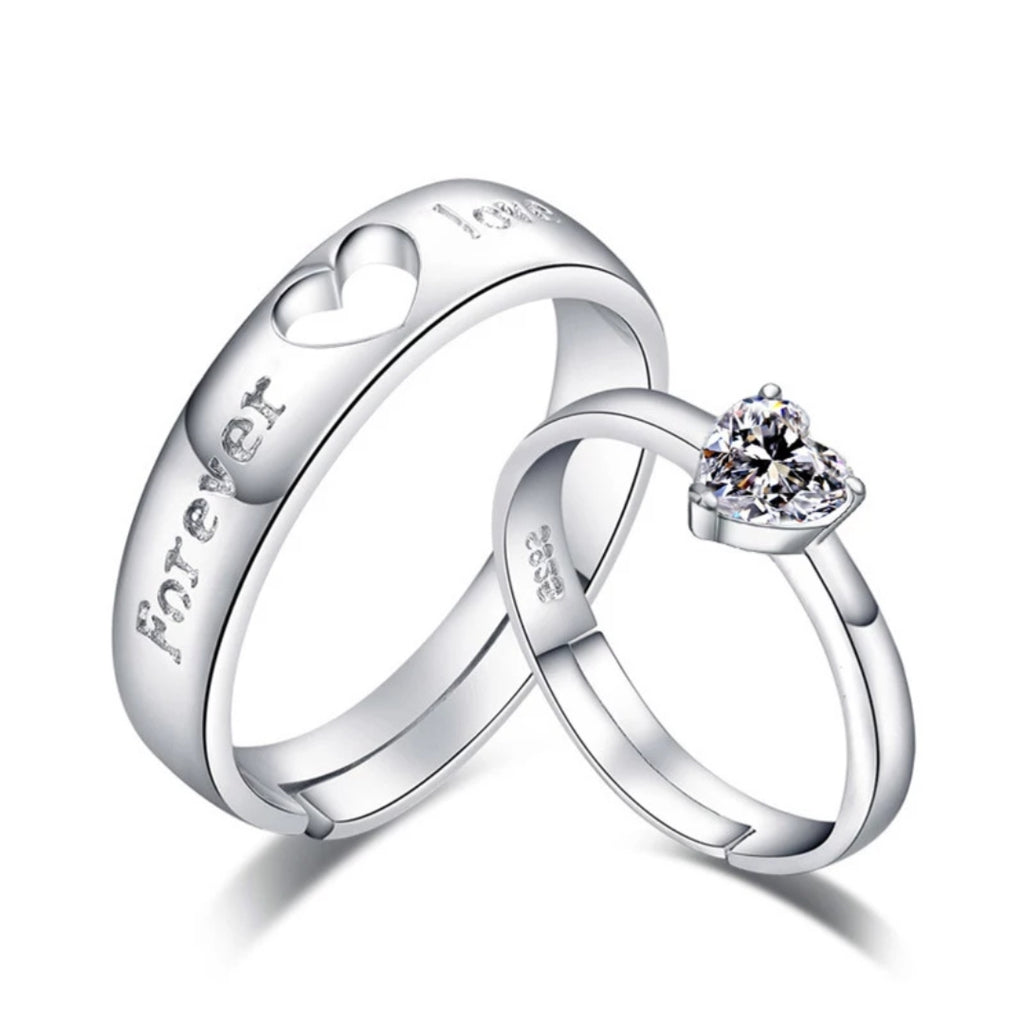 Forever Love Couple Ring