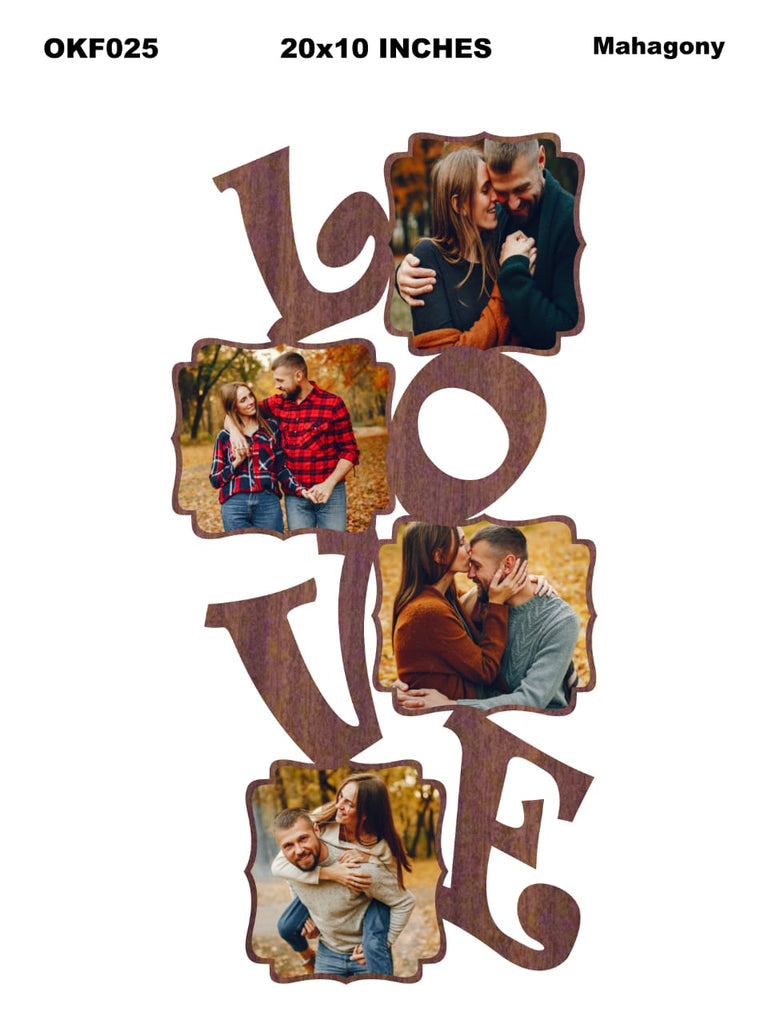 PHOTO FRAME FOR COUPLE