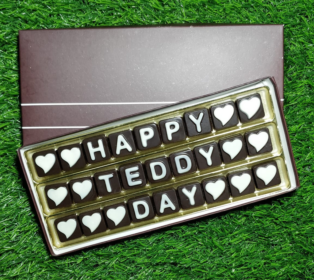 Teddy Day Special Chocolate