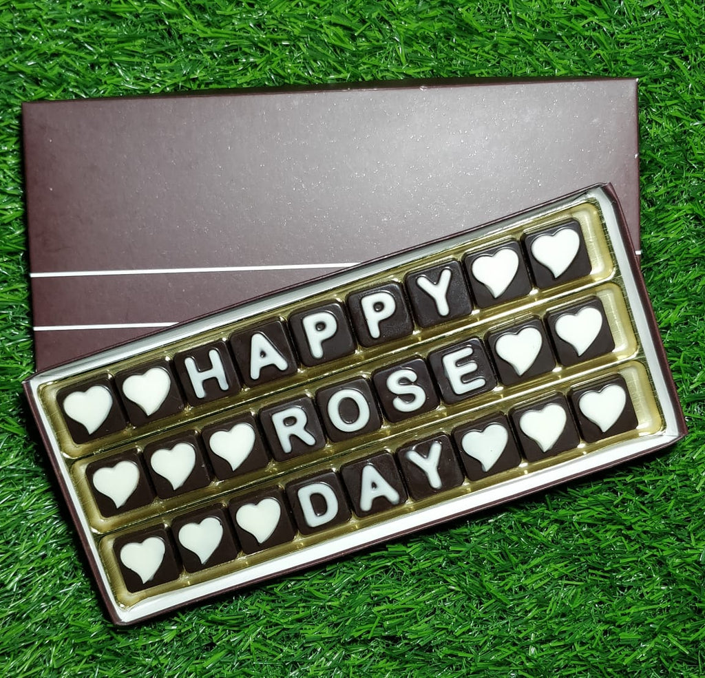 Rose Day Special Chocolate