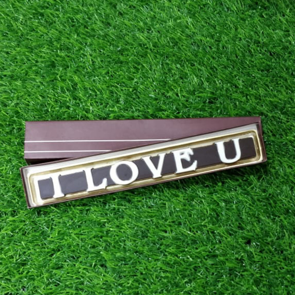 Special Message Chocolate