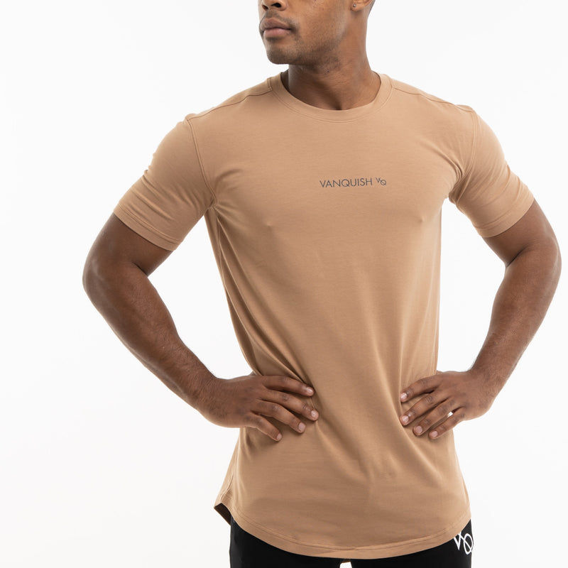 Vanquish Core Camel Short Sleeved T Shirt 3枚目の画像