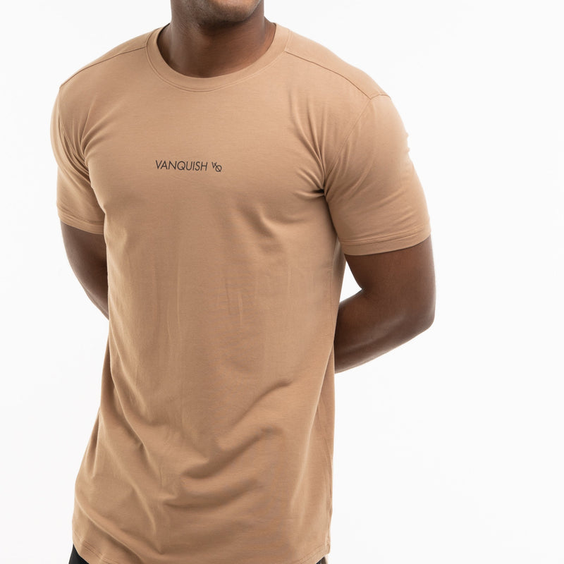 Vanquish Core Camel Short Sleeved T Shirt 2枚目の画像