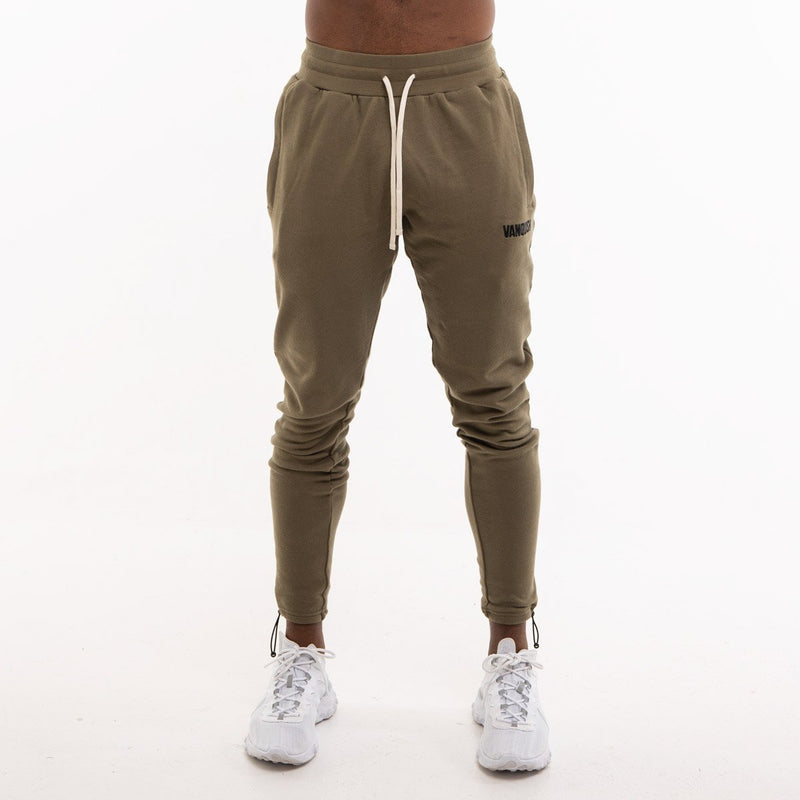 Vanquish Warm Up Project Olive Tapered Sweatpants 2枚目の画像