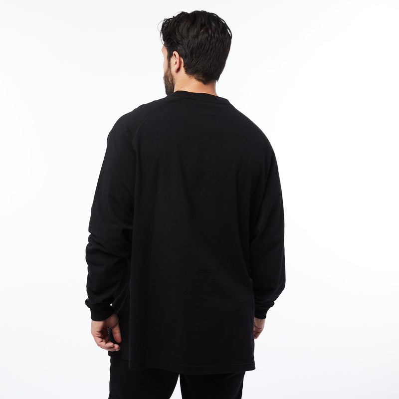Vanquish Warm Up Project Japan Oversized Long Sleeve T Shirt 4枚目の画像