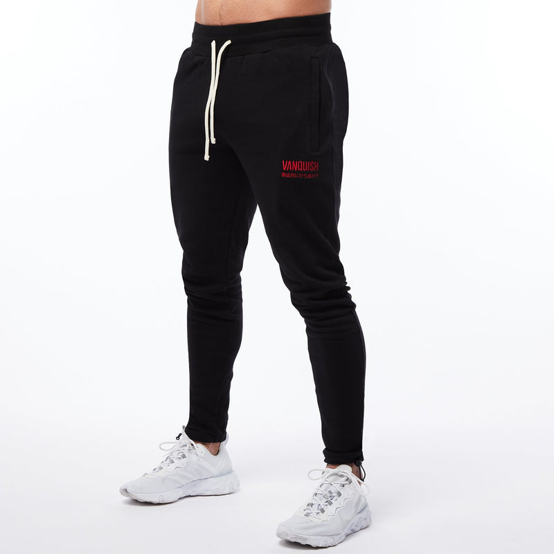 Vanquish Warm Up Project Japan Tapered Sweatpants 1枚目の画像