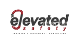 Logo of Elevated Safety who has partnered with RopeSafe, a company providing rope edge protector devices.