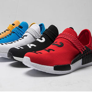 Men's Fly Woven Breathable Lightweight Sports Shoes