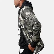 Load image into Gallery viewer, Fashion Street Style Loose Camouflage Baseball Coat