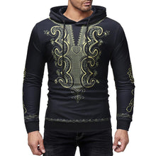 Load image into Gallery viewer, Casual Slim Fit Printed Hoodie