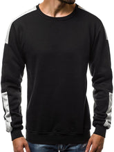 Load image into Gallery viewer, Casual Round Collar Split Joint Floss Hoodie