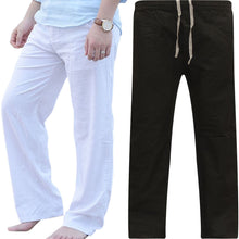 Load image into Gallery viewer, Fashion Wide Leg Plain Elastic Waist Pants
