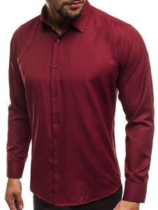 Basic Solid Color Shirt 5 Colors