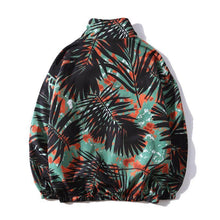 Load image into Gallery viewer, Tropic Leaf Tie-Dyed Outerwear