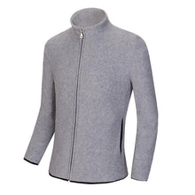 Load image into Gallery viewer, Fashion High Collar Plain Sport Outdoor Hoodie