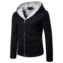 Load image into Gallery viewer, Mens Fashion Chamois Coat Jacket