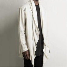 Load image into Gallery viewer, Fashion Youth Casual Loose Plain Long Sleeve Men Outerwear
