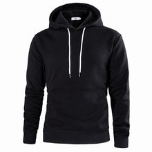 Load image into Gallery viewer, Plain Pullover Hoodie 4 Colors
