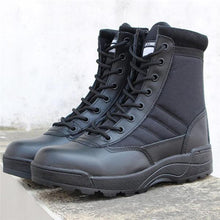 Load image into Gallery viewer, New Arrival Fashion Solid Color Thermal High Tube Men Boots