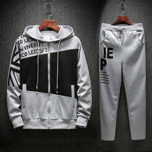 Large Size Leisure Sports Suit