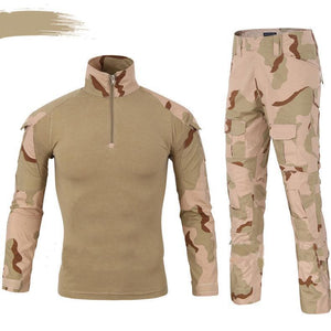 Camouflage Craining Suit