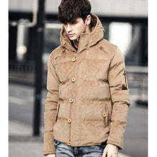 Load image into Gallery viewer, Mens Thickened Corduroy Jacket
