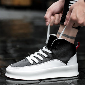 Men's Leisure High Help Shoes