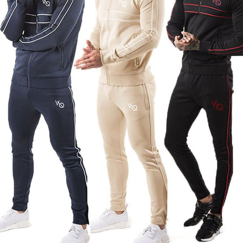 Men's Sporty Style Fashion Suits