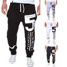 Load image into Gallery viewer, Casual Men's Printed Style Long Pants