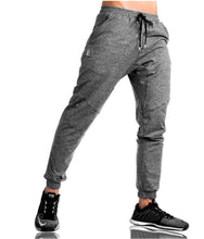 Load image into Gallery viewer, Men's Fitness Cotton Stretch   Running Casual Pants