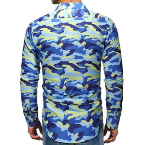 Camouflage Casual Shirt