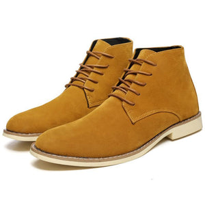 Autumn And Winter New Men's Boots