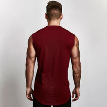 Load image into Gallery viewer, Sleeveless Wide Shoulder Tank Tops