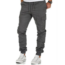 Load image into Gallery viewer, Cargo Slim Cotton Pants