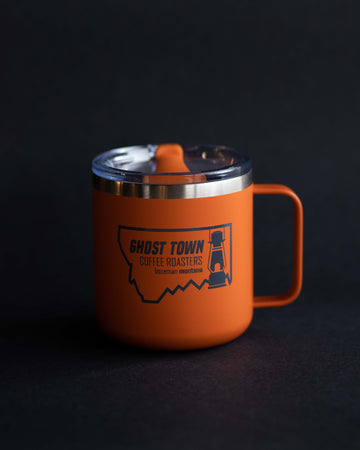 12 oz Insulated Handled Go-Mug